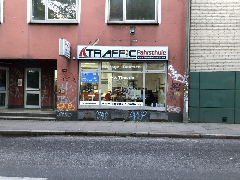 Fahrschule Traffic Hamburg Altona-Altstadt 1
