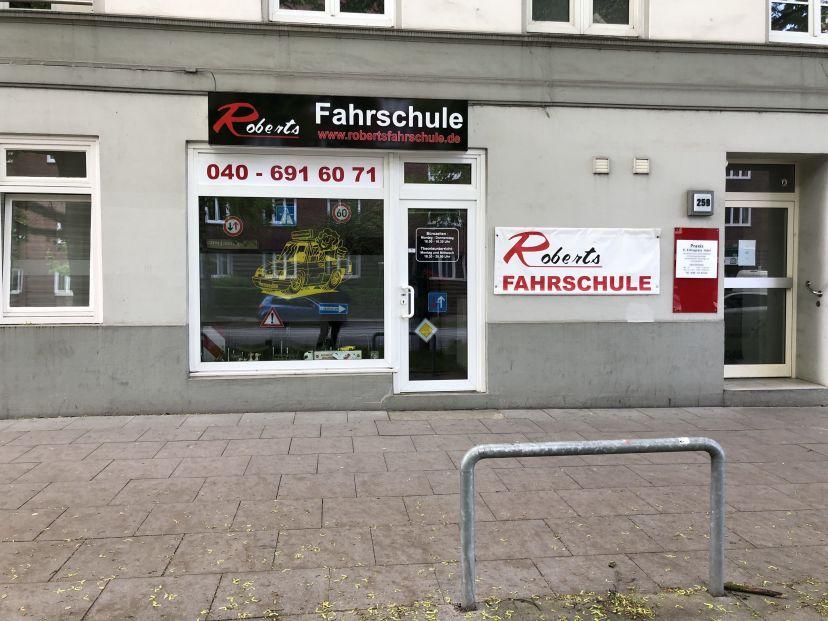 Fahrschule Roberts Hamburg Hamburg-Nord 1