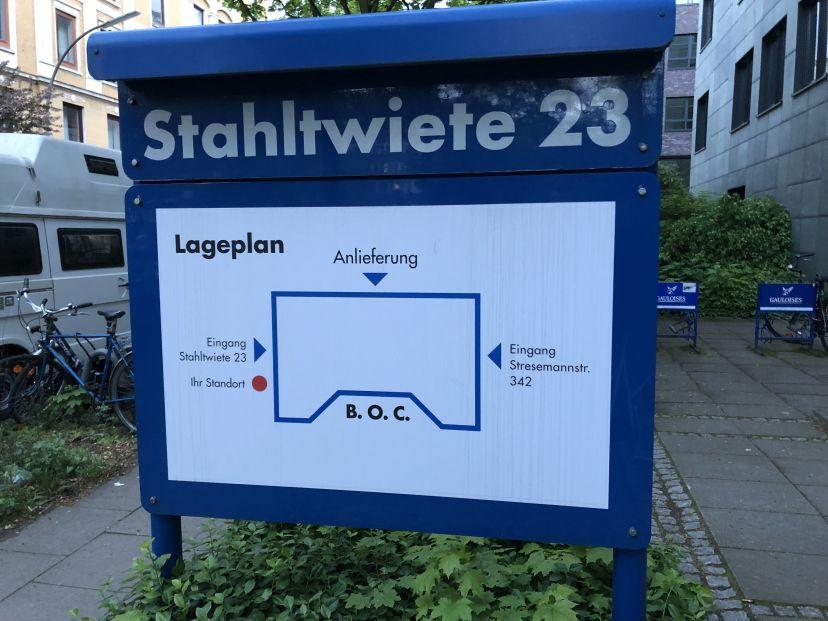 Fahrschule Verkehrsakademie & Hamburg GmbH Ottensen 5