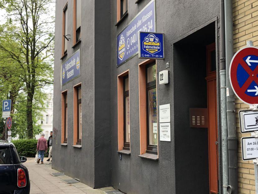 Fahrschule Hansen Inh. N. Oestreich Hamburg Harburg 3