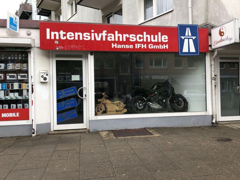 School Fahrschule Intensivfahrschule Hanse IFH GmbH Eimsbüttel 1