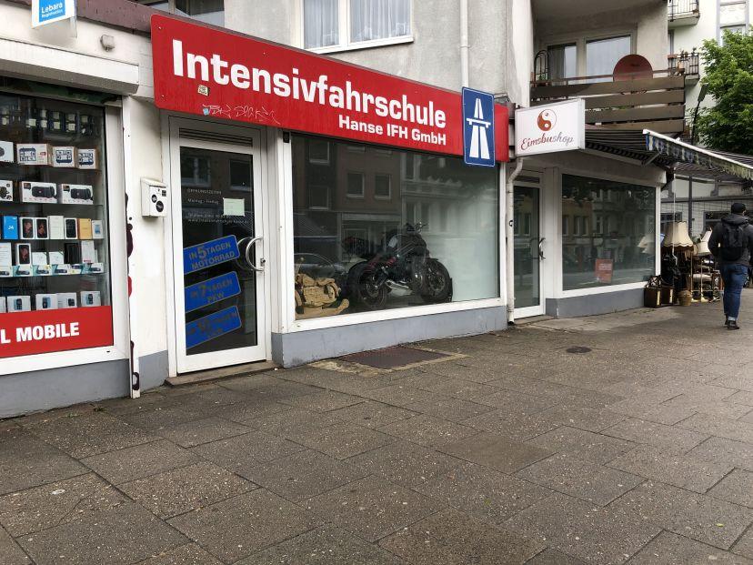 School Fahrschule Intensivfahrschule Hanse IFH GmbH Eimsbüttel 2