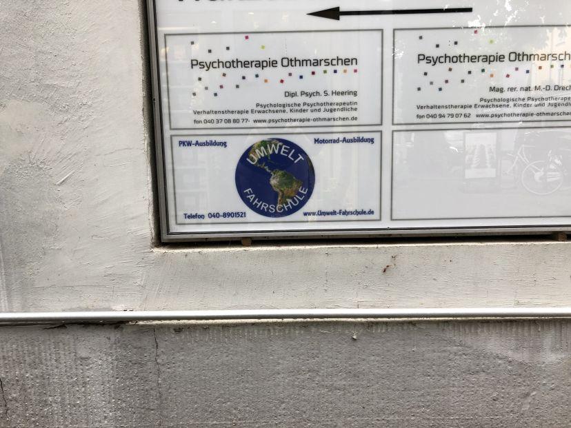 School Umwelt Fahrschule Inh. M. Fischer Othmarschen 5