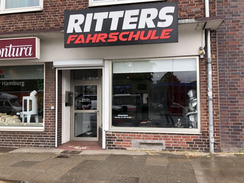 Fahrschule Ritters Hamburg Stellingen 1