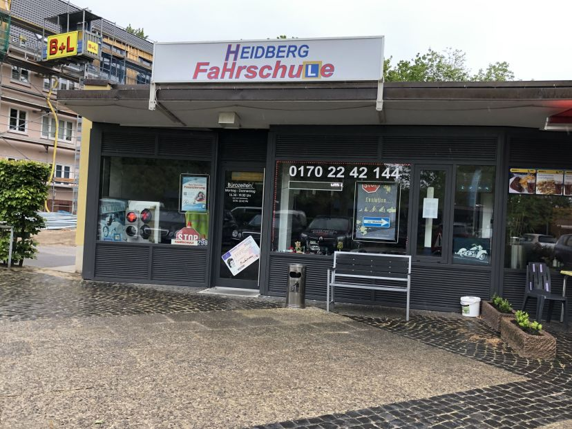 Fahrschule Heidberg Hamburg Langenhorn 1