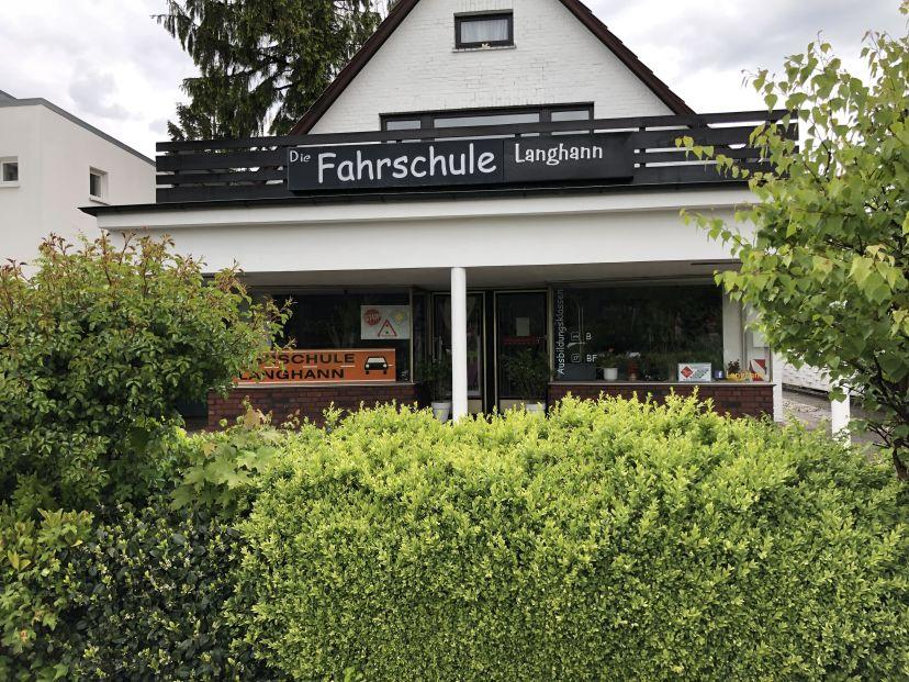 Fahrschule Langhann - Lurup Hamburg 1