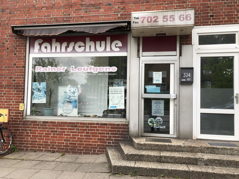 Fahrschule Rainer Leufgens Hamburg Harburg 1