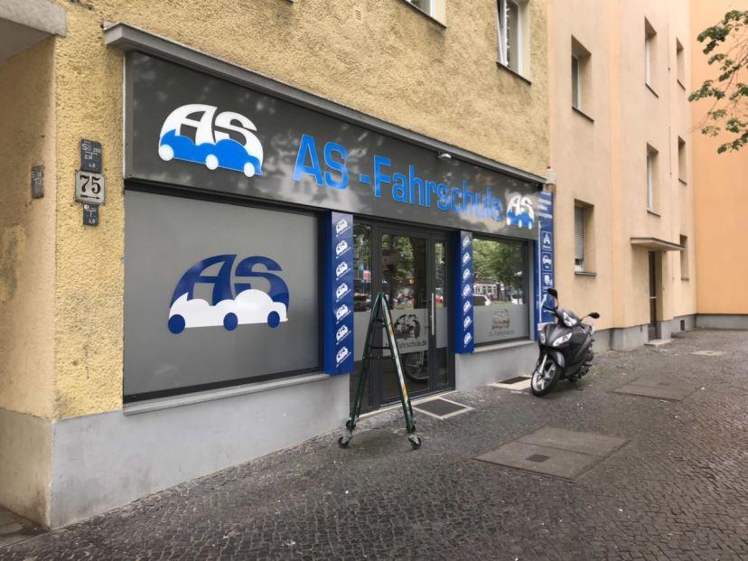 Fahrschule AS-Fahrschule - Otto-Suhr-Allee Charlottenburg 2