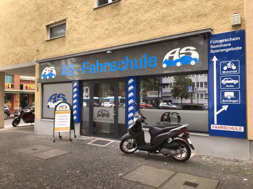 Fahrschule AS-Fahrschule - Otto-Suhr-Allee Charlottenburg 3