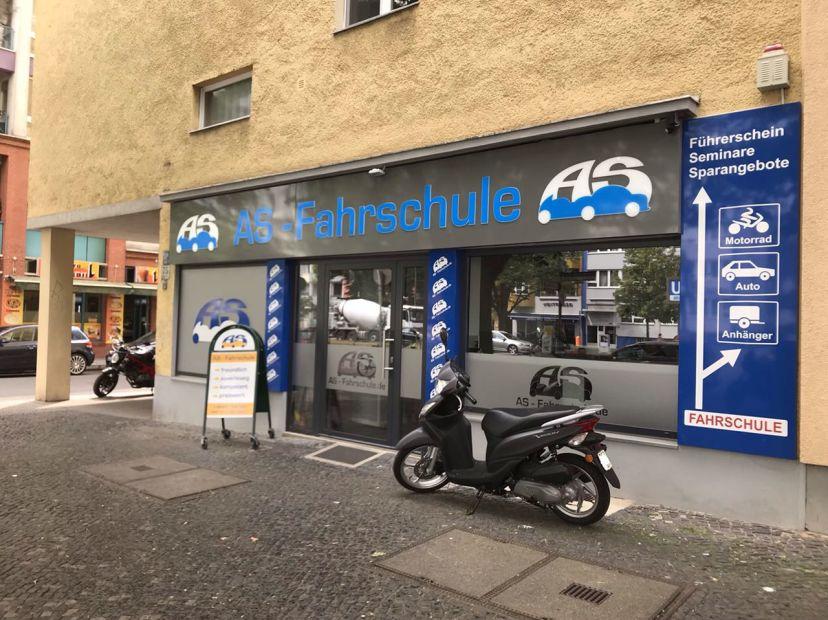Fahrschule AS-Fahrschule - Otto-Suhr-Allee Charlottenburg 5