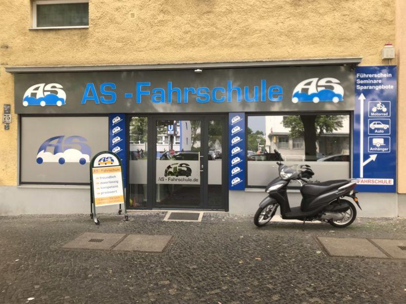 Fahrschule AS-Fahrschule - Otto-Suhr-Allee Charlottenburg 1