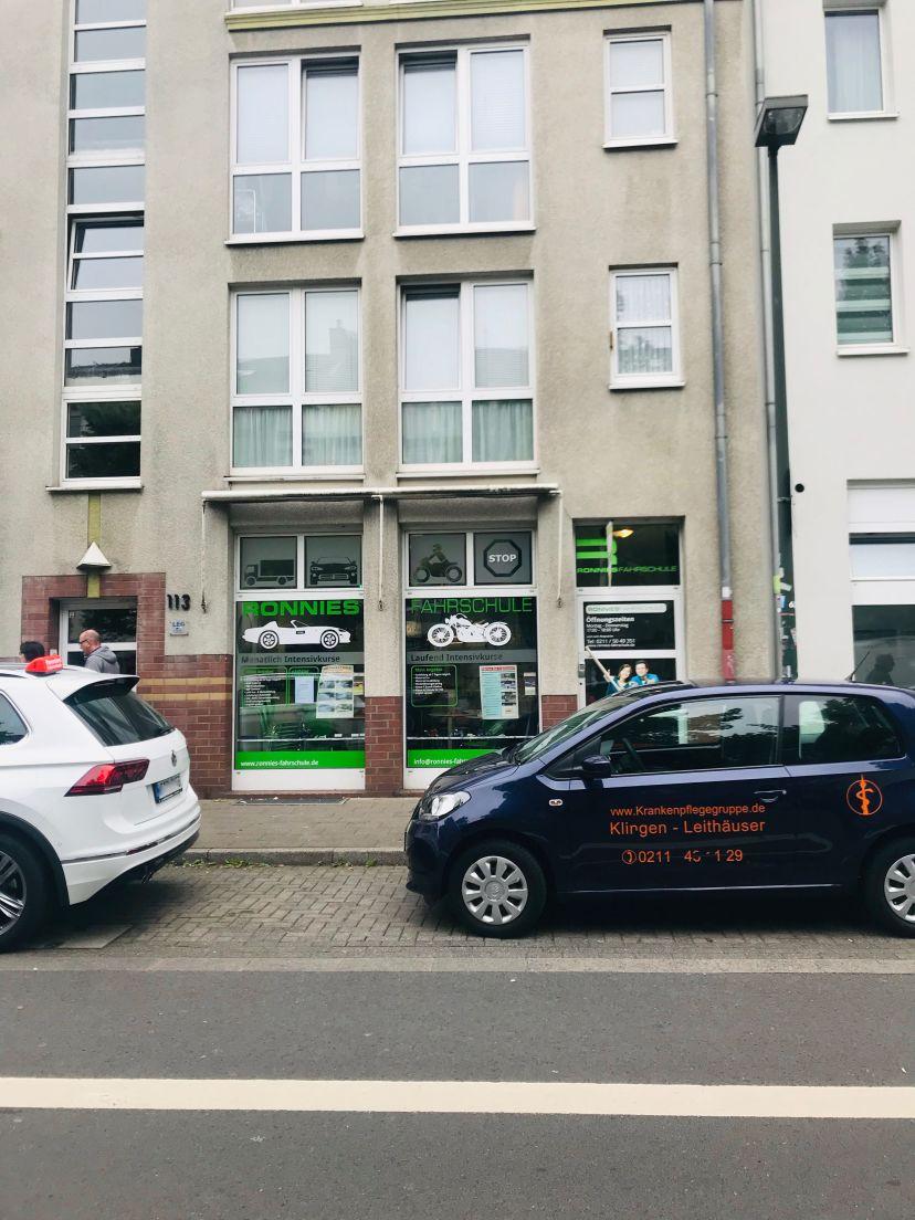 Fahrschule Ronnies Düsseldorf Bilk 2