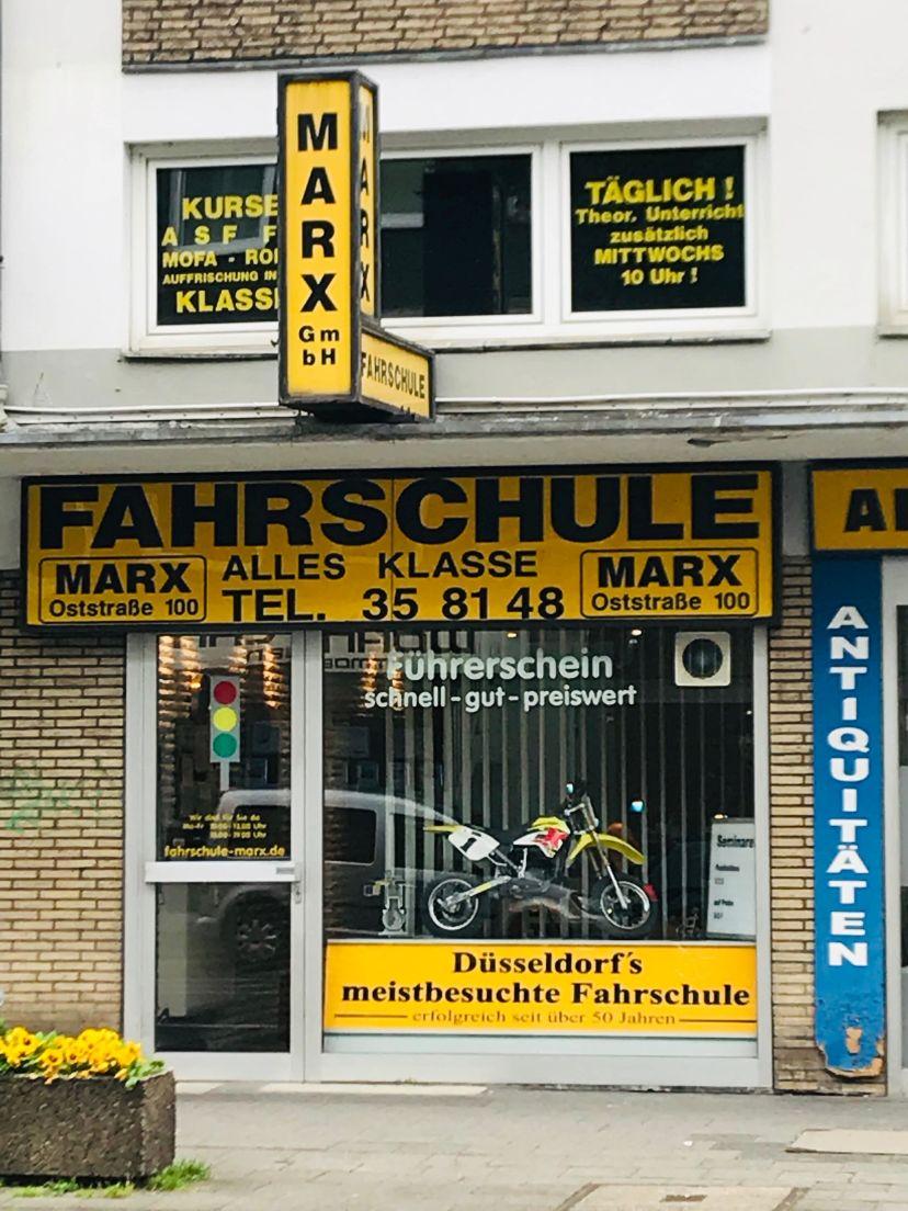 School Marx Fahrschule Düsseldorf Stadtmitte 2