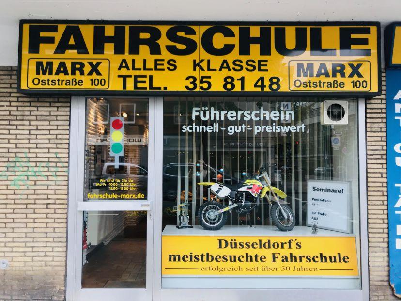 School Marx Fahrschule Düsseldorf Stadtmitte 3