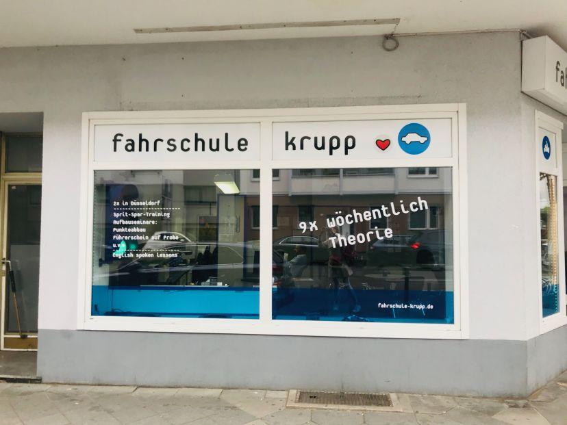 Fahrschule Krupp - Oberbilk Düsseldorf 1