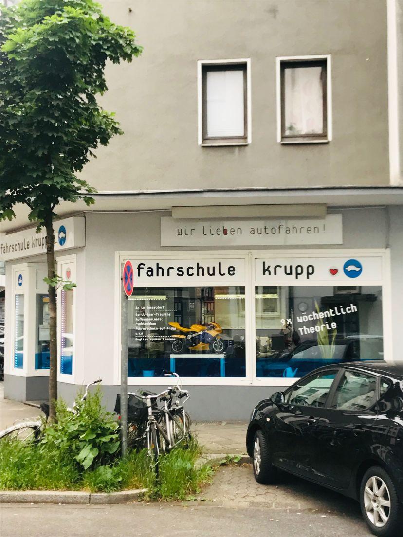 Fahrschule Krupp - Oberbilk 3
