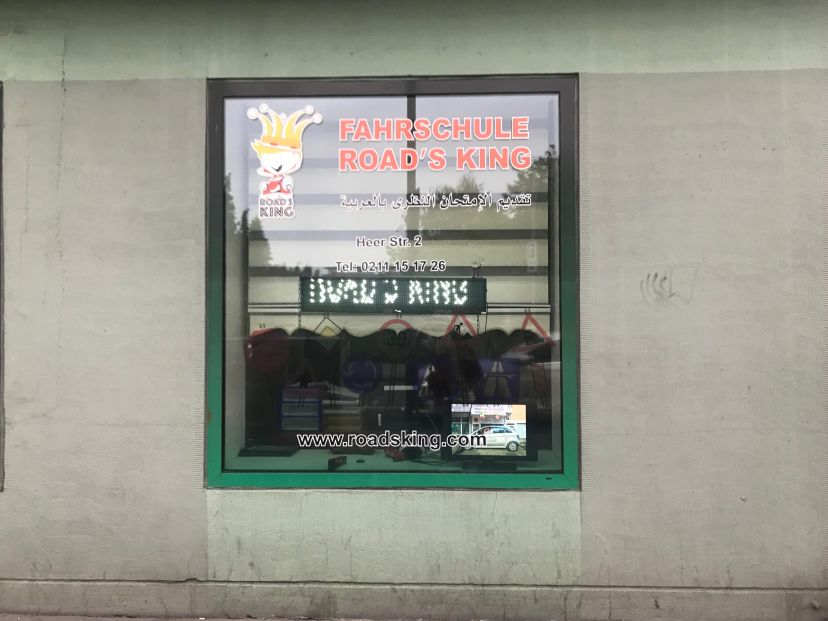 Fahrschule Road's King - Oberbilk Eller 2