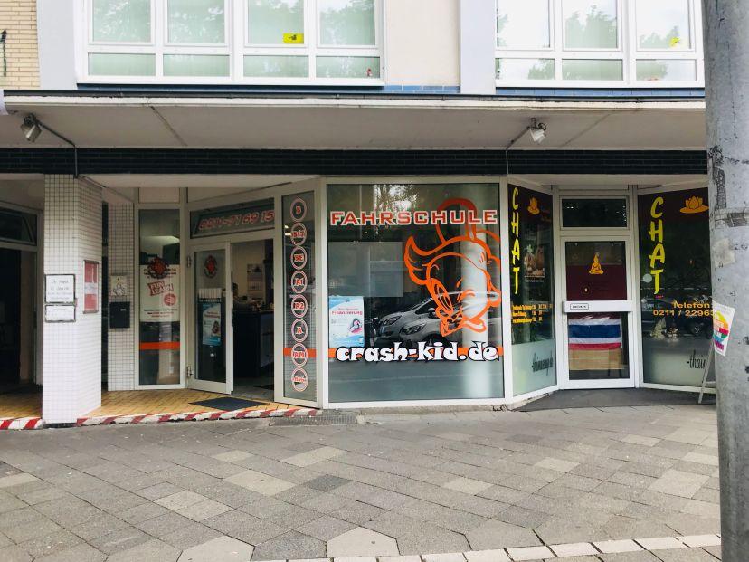 Fahrschule Crash-Kid Düsseldorf Benrath 1