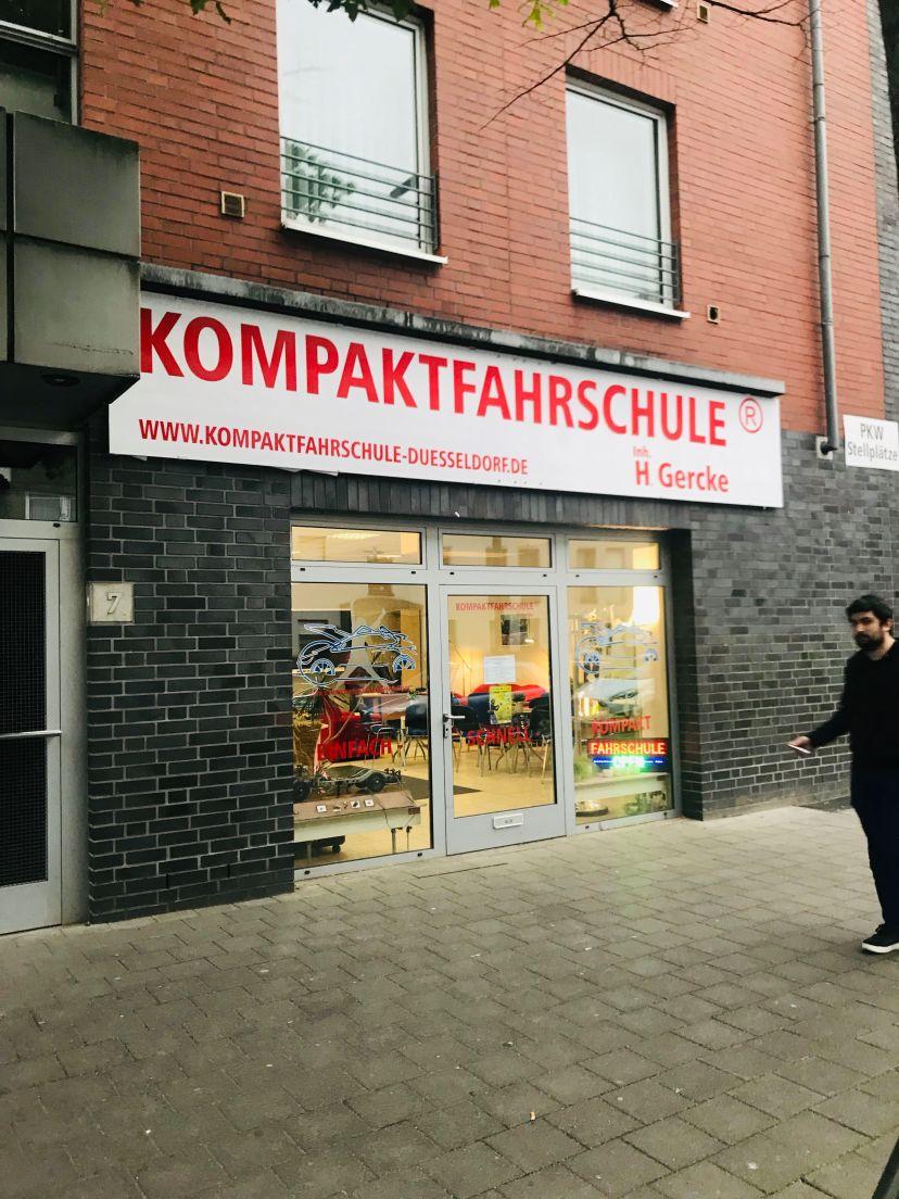 Fahrschule Kompaktfahrschule  Inh. Gercke Düsseldorf Eller 3