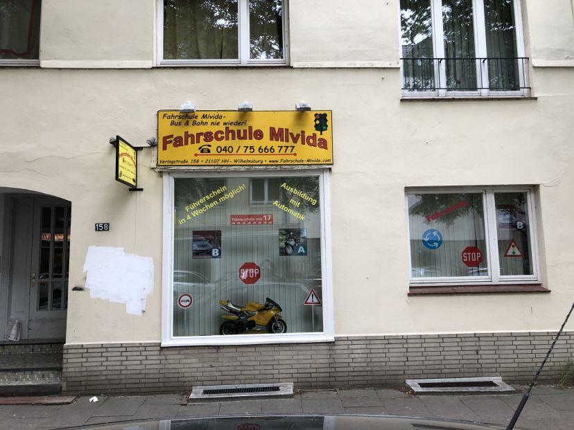 Fahrschule Mivida GbR Hamburg Wilhelmsburg 1