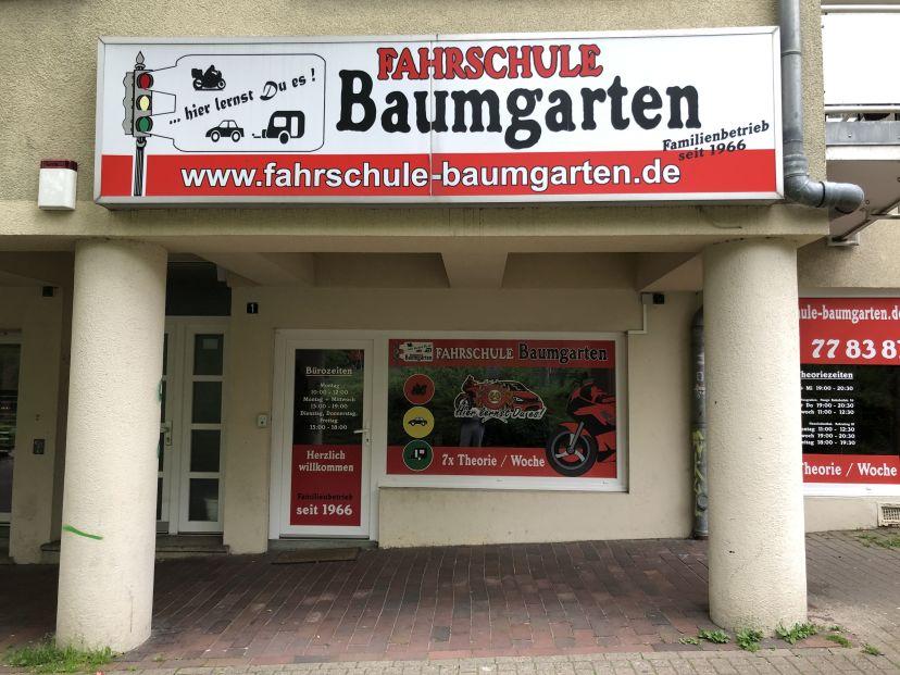 Fahrschule  Baumgarten Hamburg Harburg 1