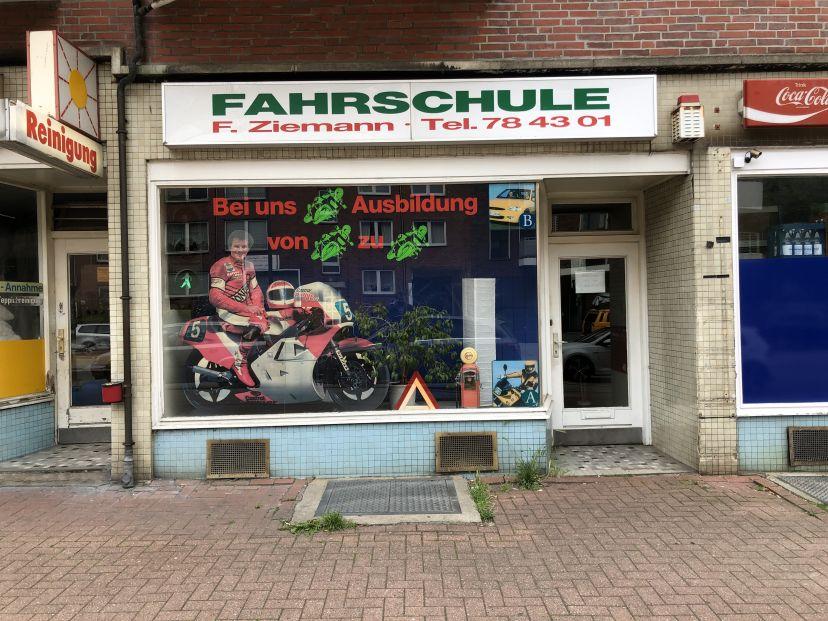 Fahrschule Frank  Ziemann Rothenburgsort 1