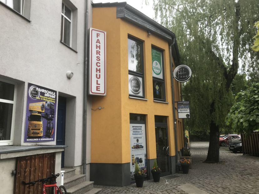 Fahrschule allroad - Treptow Berlin 1