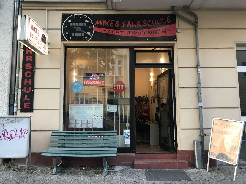 Fahrschule Mikes - Pankow Berlin 1