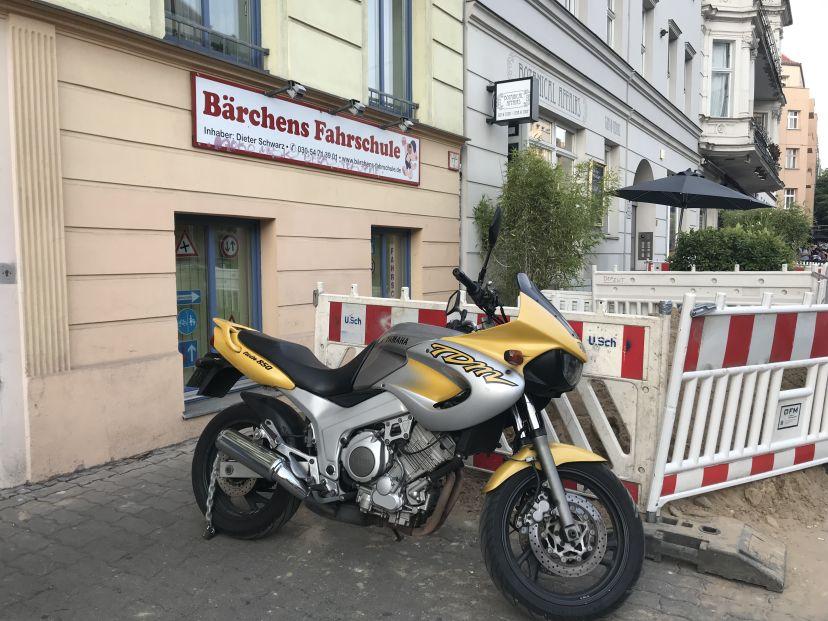 Fahrschule Bärchens - Mitte Berlin Bezirk 1