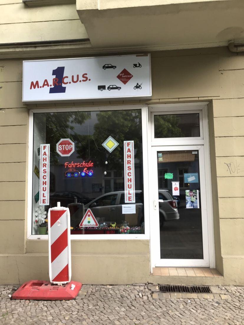 Fahrschule Marcus - Spandau Westend 1