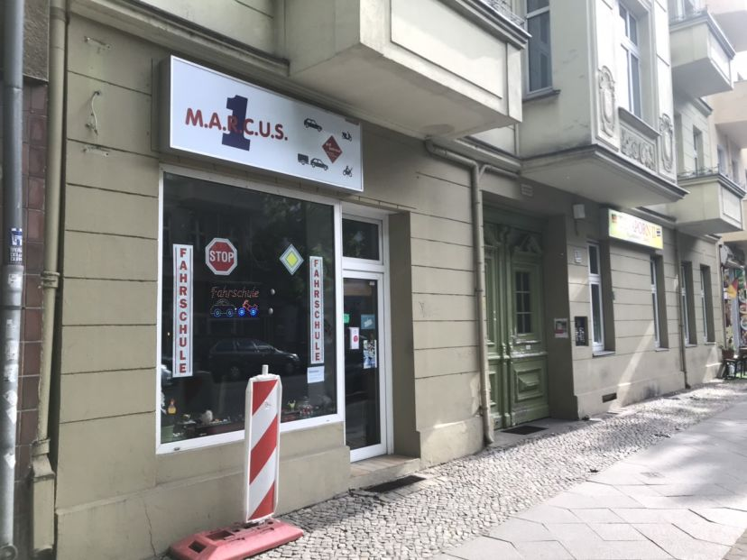 Fahrschule Marcus - Spandau Westend 5