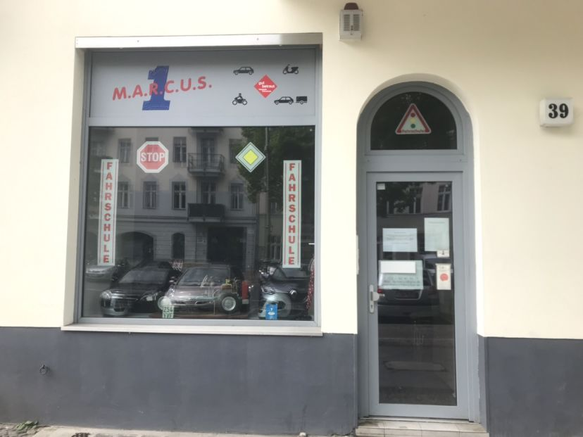 Fahrschule Marcus - Charlottenburg Berlin 1