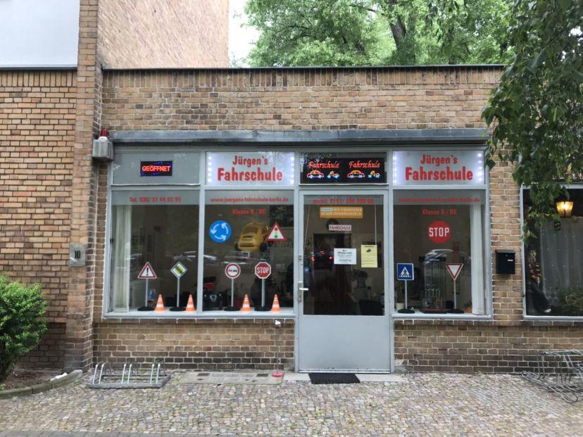 Fahrschule Jürgen´s Berlin Siemensstadt 3