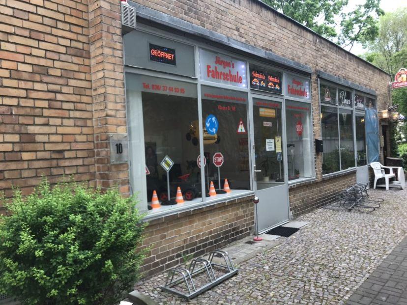 Fahrschule Jürgen´s Berlin Siemensstadt 4