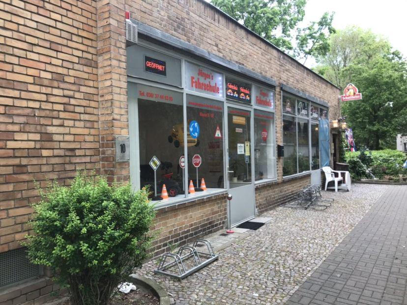 Fahrschule Jürgen´s Berlin Siemensstadt 5
