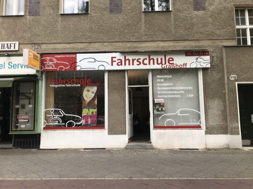 Fahrschule Grasshoff Berlin Schöneberg 2