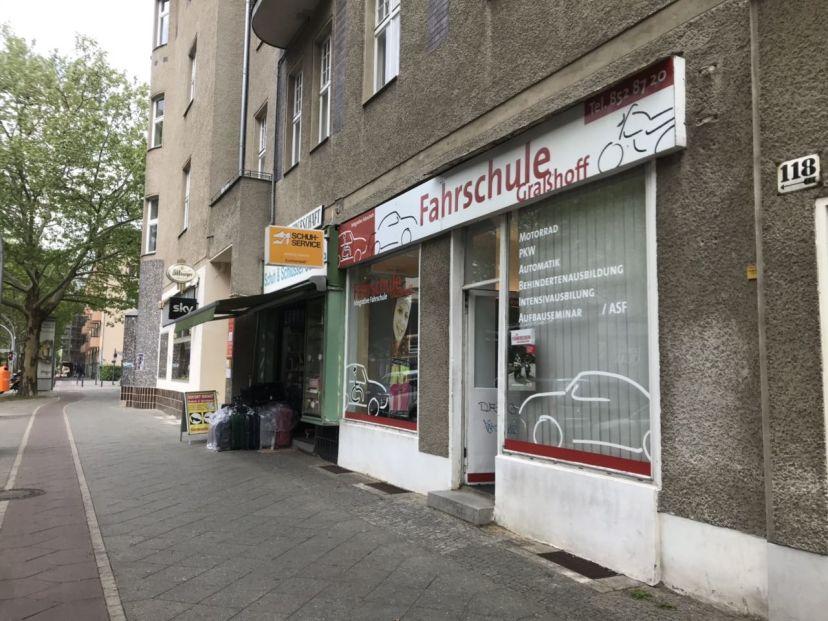 Fahrschule Grasshoff Berlin Schöneberg 4