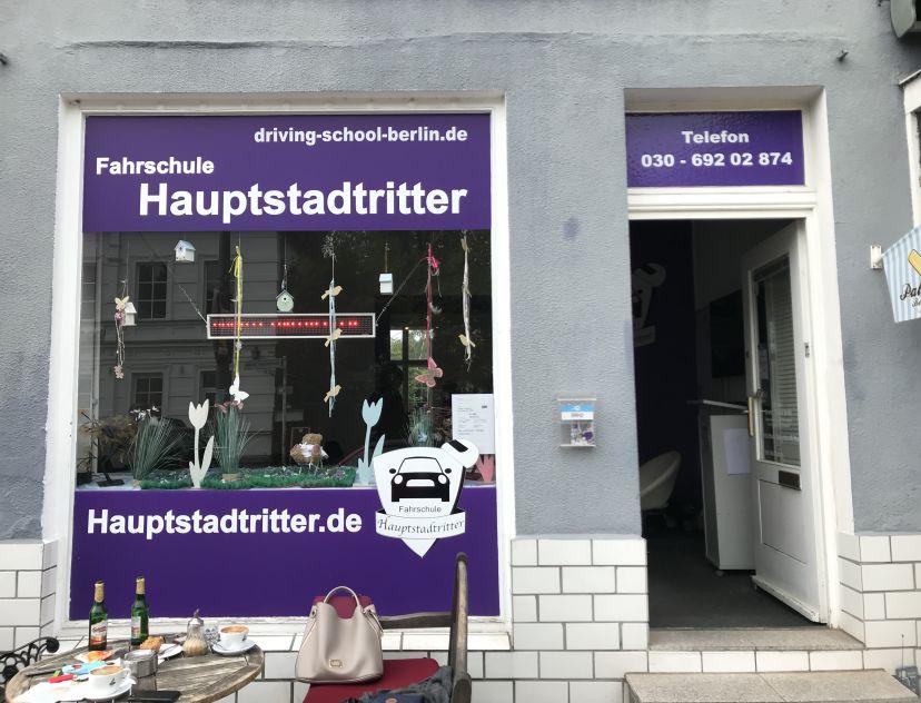 Fahrschule Hauptstadtritter Berlin Steglitz 1