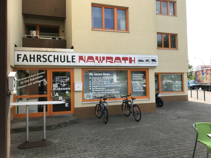 Fahrschule Nawrath - Schöneberg Osdorf 1