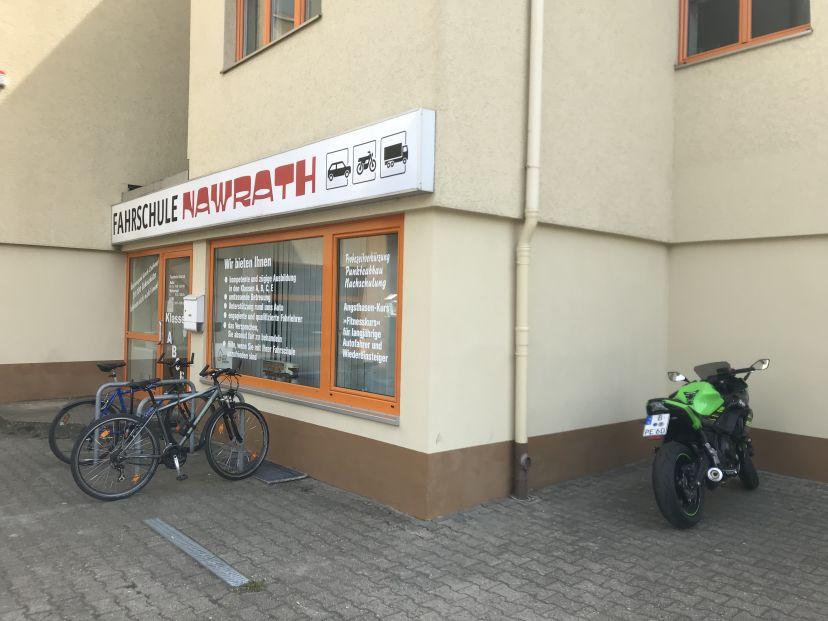 Fahrschule Nawrath - Schöneberg Osdorf 3