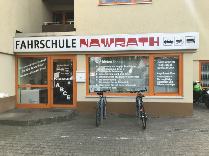 Fahrschule Nawrath - Schöneberg Osdorf 5