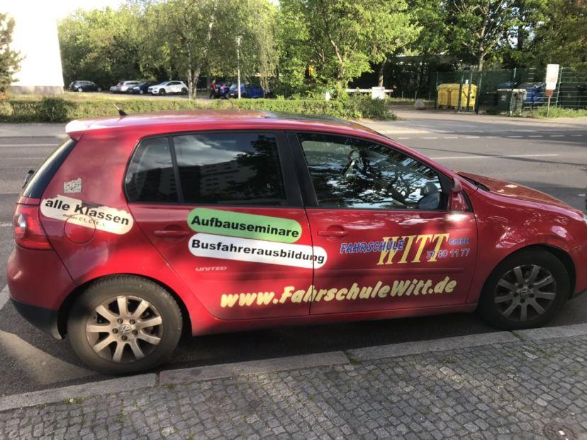 Fahrschule Witt GmbH - Spandau Falkenseer Chaussee 198 Falkensee 2