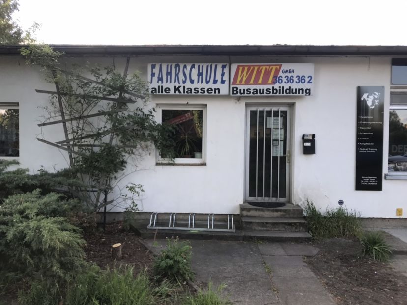 Fahrschule Witt GmbH - Spandau Hauptstraße 14 Falkensee 1