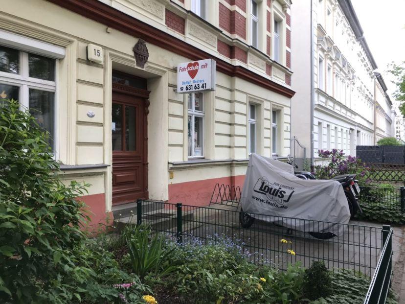 Fahrschule mit Detlef Groeters Oberschöneweide 2