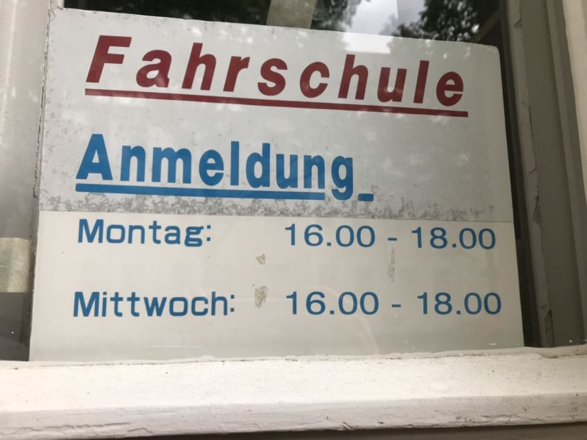 Fahrschule mit Detlef Groeters Oberschöneweide 3