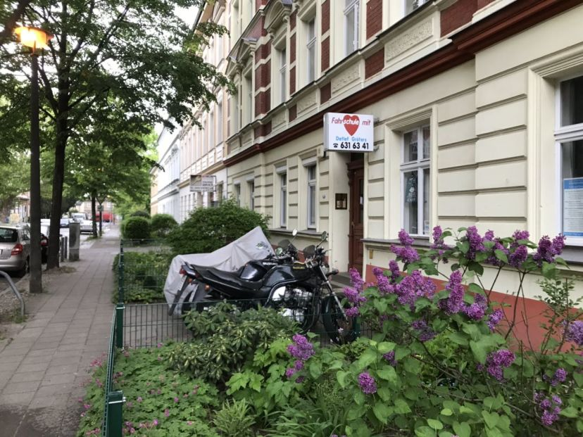 Fahrschule mit Detlef Groeters Oberschöneweide 5