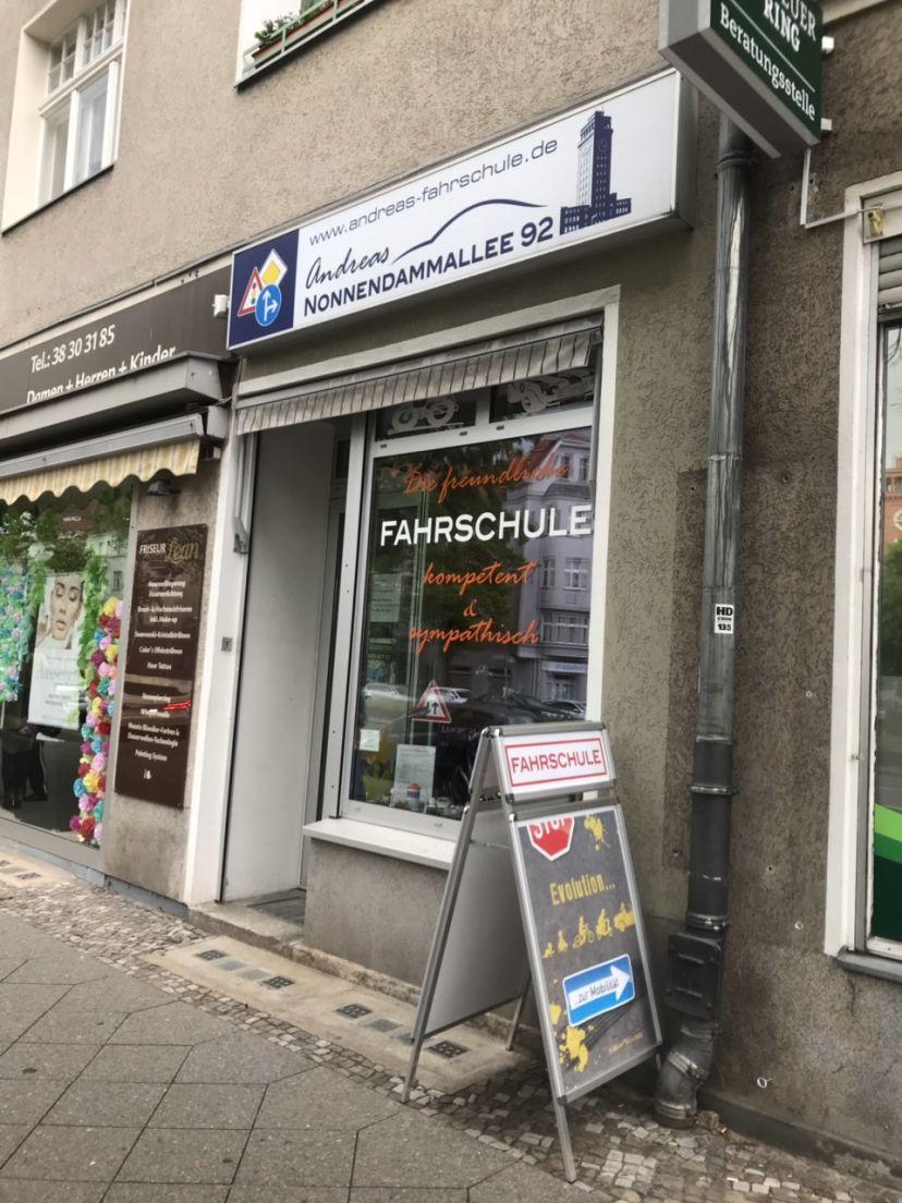 Fahrschule Andreas - Spandau Siemensstadt 5