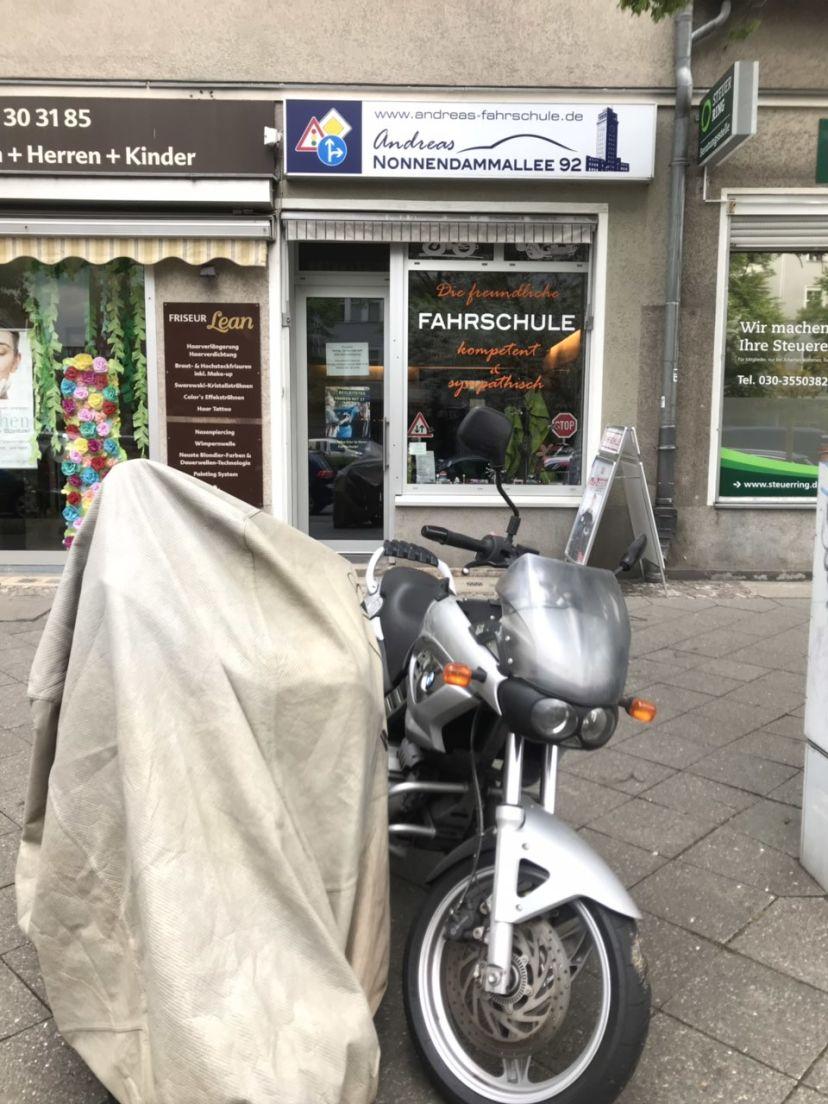 Fahrschule Andreas - Spandau Siemensstadt 2