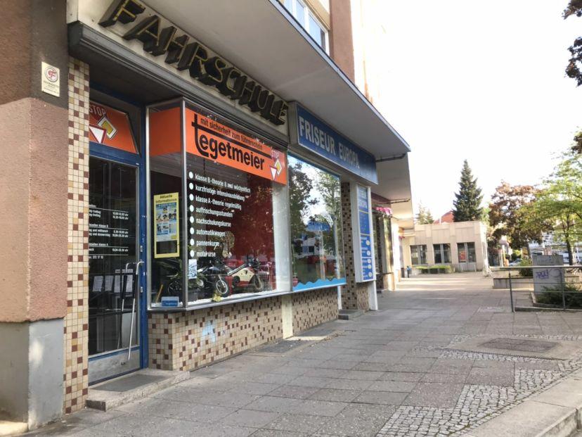 Fahrschule Tegetmeier - Falkenseer Chaussee Siemensstadt 2