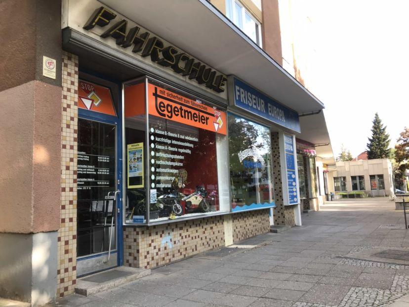 Fahrschule Tegetmeier - Falkenseer Chaussee Siemensstadt 3